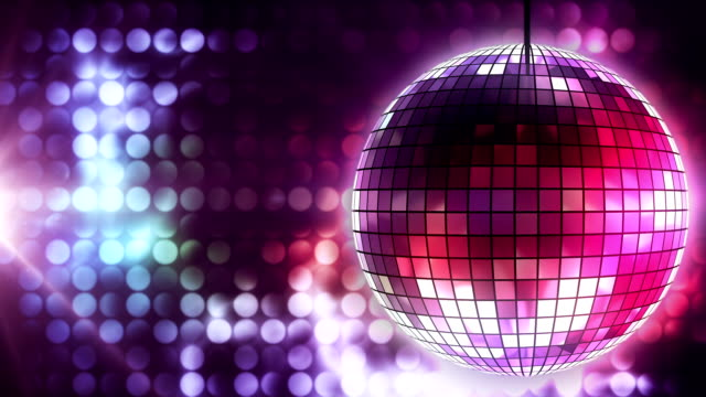 loop: disco ball - disco dancing stock videos & royalty-free footage