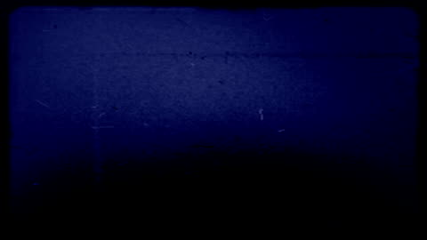 loop. grunge old film blue hd - 8mm film projector stock videos & royalty-free footage