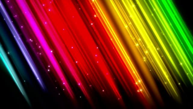 loop spectrum background - spectrum stock videos and b-roll footage