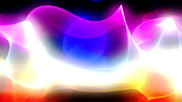 Loopable abstract waves background