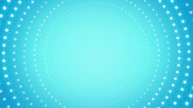 loopable background with growing rings - concentric stock videos & royalty-free footage