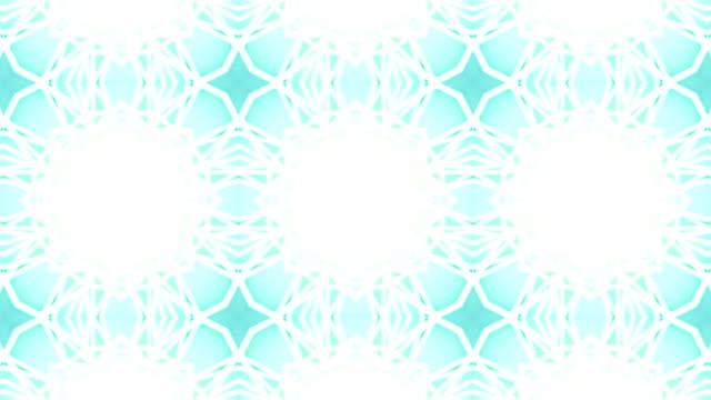 loopable blue kaleidoscope background - tan stock videos and b-roll footage