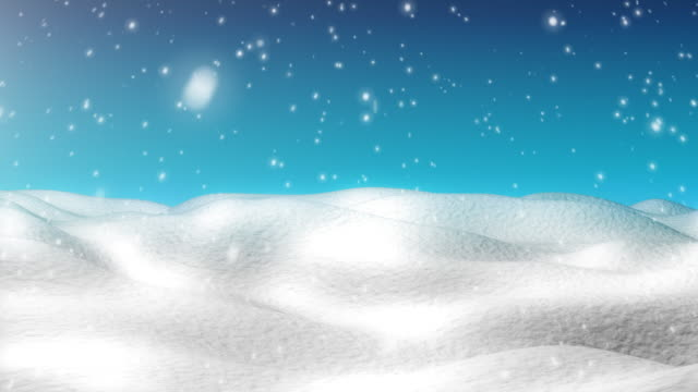 Loopable Christmas Background