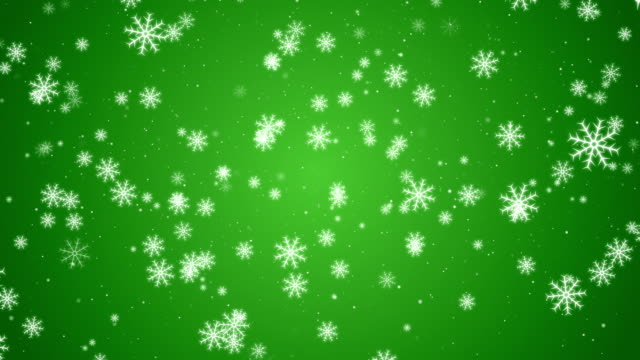 loopable christmas snowflakes - snow cornice stock videos and b-roll footage