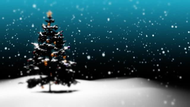 Endlos wiederholbar Weihnachtsbaum V1