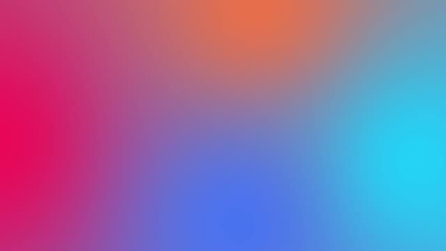4k loopable color gradient hintergrundanimation - multi coloured stock-videos und b-roll-filmmaterial