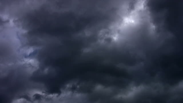 loopable dark clouds - ominous stock videos & royalty-free footage