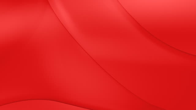 Loopable, Dynamic Geometrical Red Curves