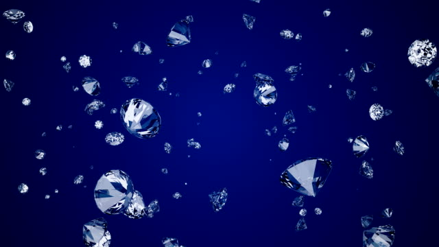 Loopable Falling Diamonds