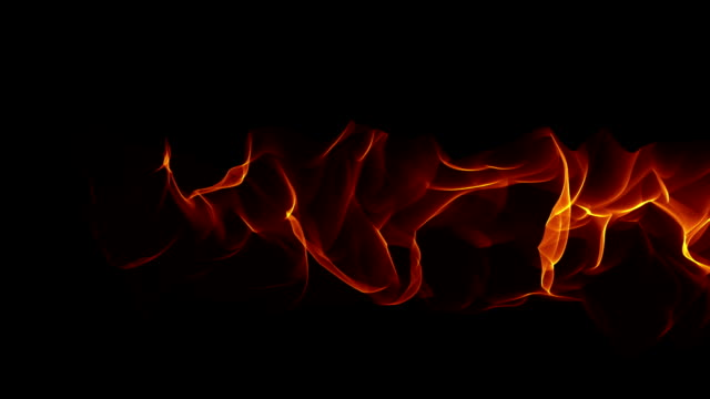 Loopable Fire background