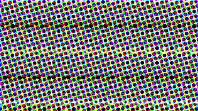 schleifbares zufälliges halbtonmuster - parallele geometrie stock-videos und b-roll-filmmaterial