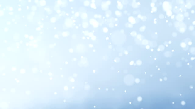 loopable snow animation - snow stock videos & royalty-free footage