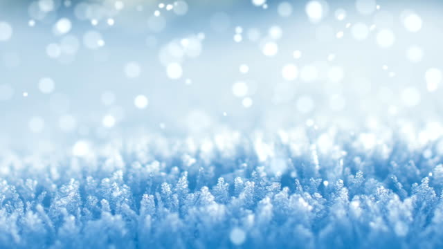 Loopable Snow Landscape