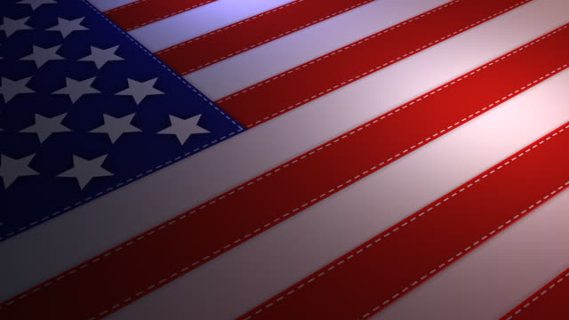 loopable, usa flag - us flag stock videos and b-roll footage