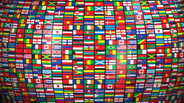Loopable, World Flags