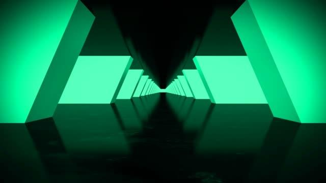zusammenfassung hintergrund tunnel geschlungen - unendlichkeit stock-videos und b-roll-filmmaterial