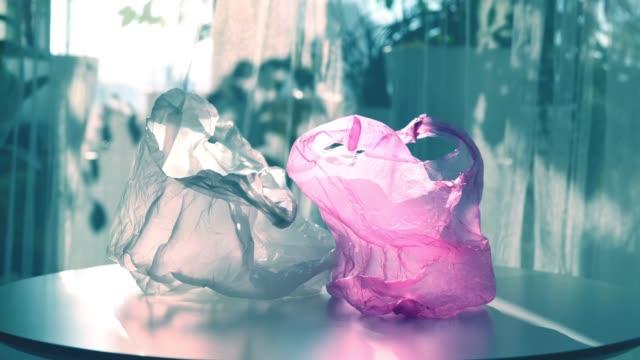 vídeos y material grabado en eventos de stock de danza lazo de la bolsa de plástico - bolsa de plástico