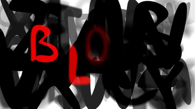 """blog: locker-serie """"montage ihre nachricht"""" (endlosschleife) - multi layered effect stock-videos und b-roll-filmmaterial"""