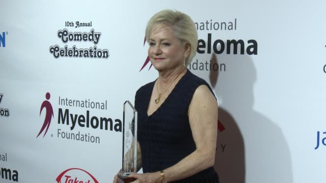 loraine alterman boyle at international myeloma foundation's 10th annual comedy celebration benefiting the peter boyle research fund & supporting the... - peter boyle stock videos & royalty-free footage