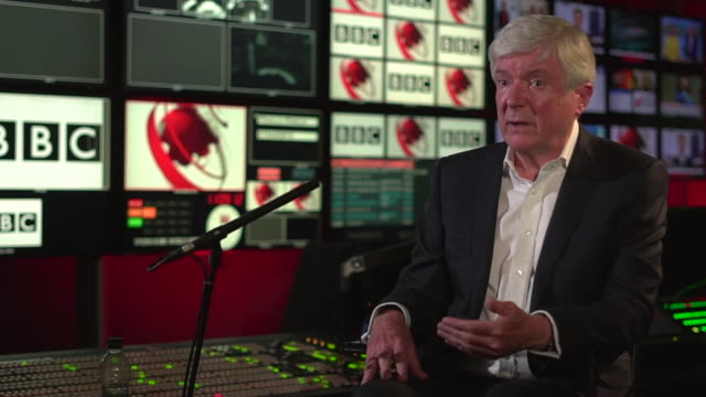 "lord hall saying the decision to drop the words from 'rule britannia' at the last night at the proms is ""the right conclusion"" due to coronavirus... - bbc stock videos & royalty-free footage"