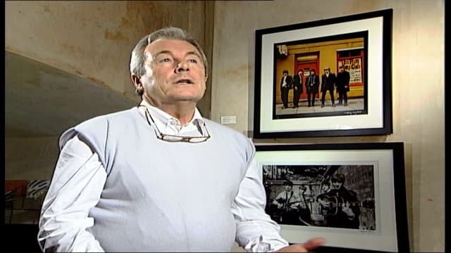 terry o'neill interview england london terry o'neill interview sot we looked on him as posh not like us poor eastenders he wanted to be one of us so... - eastenders stock videos & royalty-free footage