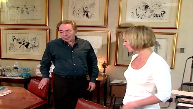 Lord Lloyd Webber defends Amy Winehouse after fans boo her Traquair along with Lord Lloyd Webber