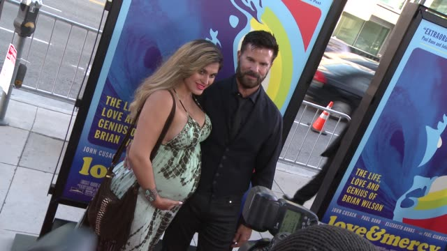 lorenzo lamas at the love mercy los angeles premiere at ampas samuel goldwyn theater on june 02 2015 in beverly hills california - samuel goldwyn theater stock videos & royalty-free footage