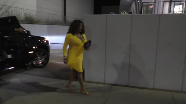 Loretta Devine arriving to the Beyond The Movement Premiere at Harmony Gold Theatre in West Hollywood in Celebrity Sightings in Los Angeles