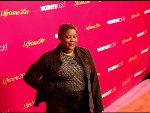 loretta devine at the 5th annual women rock concert at the wiltern theater in los angeles california on september 28 2004 - wiltern theater stock videos and b-roll footage