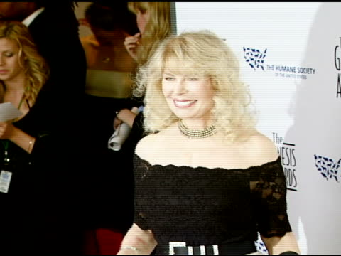 Loretta Swit at the 2008 Genesis Awards at the Beverly Hilton in Beverly Hills California on March 30 2008