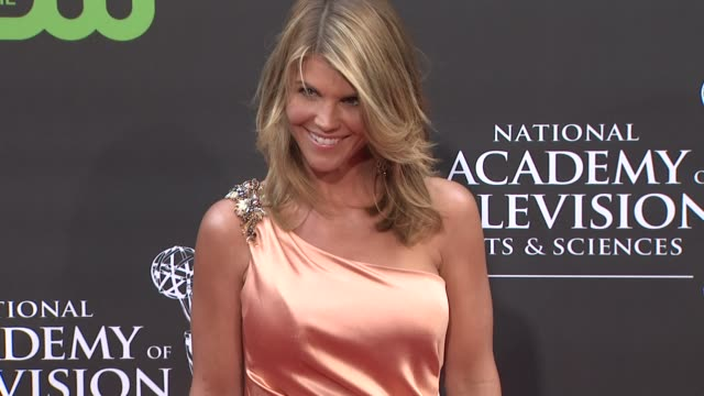 Lori Loughlin at the 36th Annual Daytime Emmy Awards at Los Angeles CA