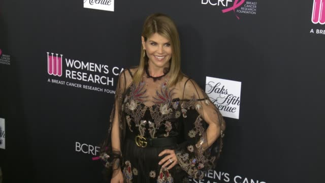 lori loughlin at the wcrf's an unforgettable evening presented by saks fifth avenue at the beverly wilshire four seasons hotel on february 27 2018 in... - lori loughlin stock videos & royalty-free footage