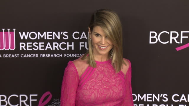 """lori loughlin at wcrf's """"an unforgettable evening"""" in los angeles ca - lori loughlin stock videos & royalty-free footage"""