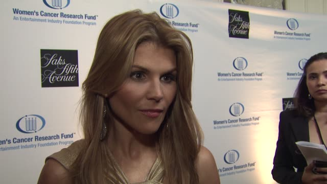 Lori Loughlin on the event at the 14th Annual Unforgettable Evening Benefiting The Entertainment Industry Foundation's Women's Cancer Research Fund...
