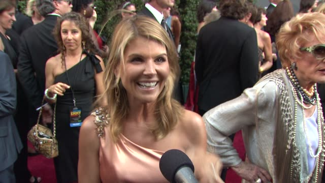 Lori Loughlin on the event daytime television at the 36th Annual Daytime Emmy Awards at Los Angeles CA