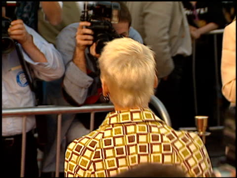 lori petty at the 'twister' premiere on may 8 1996 - twister 1996 film stock videos and b-roll footage