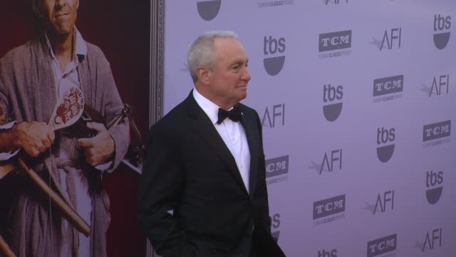 vídeos de stock, filmes e b-roll de lorne michaels at the american film institute's 43rd life achievement award gala tribute to steve martin at dolby theatre on june 04 2015 in... - american film institute