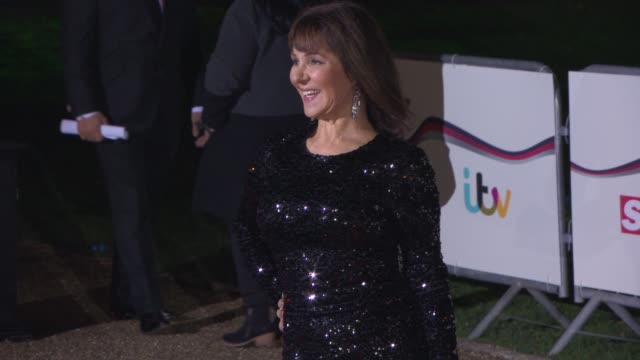 lorraine kelly at the sun military awards at national maritime museum on december 10, 2014 in london, england. - lorraine kelly stock videos & royalty-free footage
