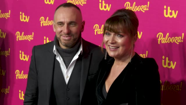 lorraine kelly atitv palooza at the royal festival hall on november 12, 2019 in london, england. - lorraine kelly stock videos & royalty-free footage