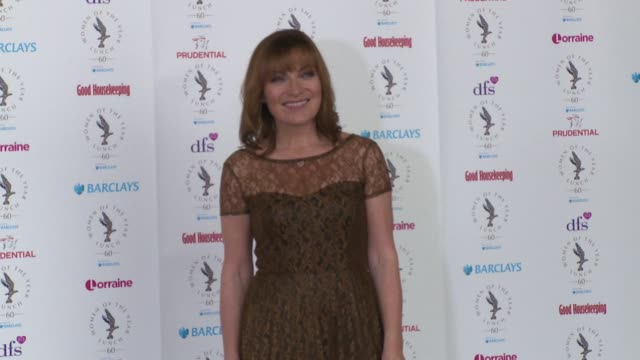 lorraine kelly, gloria hunniford, nadia hussain, maureen lipman at intercontinental hotel on october 19, 2015 in london, england. - lorraine kelly stock videos & royalty-free footage