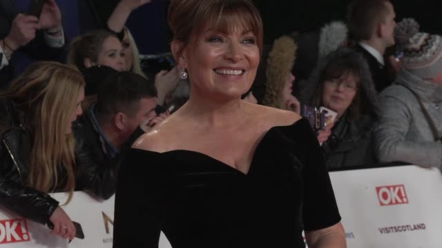 lorraine kelly on january 22, 2019 in london, england. - lorraine kelly stock videos & royalty-free footage