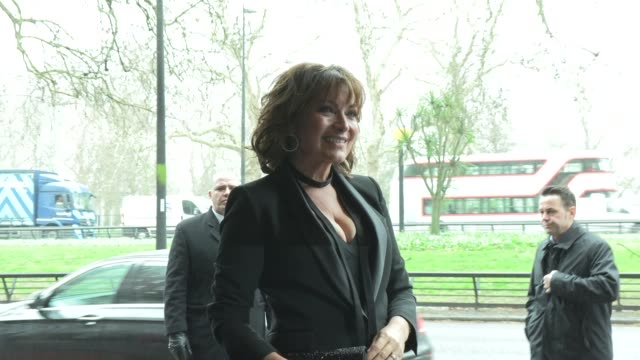 lorraine kelly on march 12, 2019 in london, united kingdom. - lorraine kelly stock videos & royalty-free footage