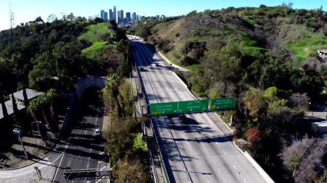 Aerea di Los Angeles