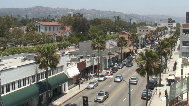 (HD1080i) Los Angeles: Beverly Hills negozi al dettaglio