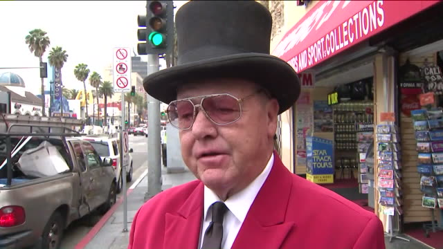 KTLA Los Angeles CA US Man talking about Doris Day on the anniversary of her death on Thursday May 13 2019