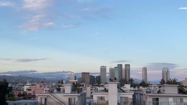 los angeles, century city und wohnviertel - westwood neighborhood los angeles stock-videos und b-roll-filmmaterial