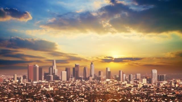 Los Angeles Grand Sunset
