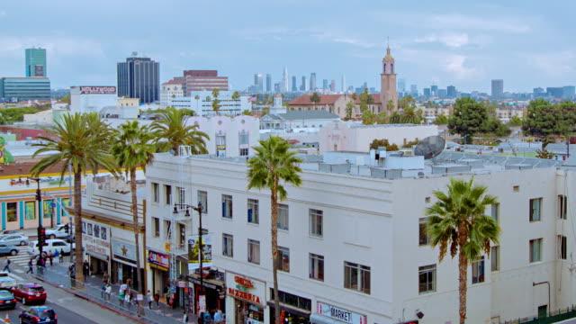 De Los Angeles, Hollywood