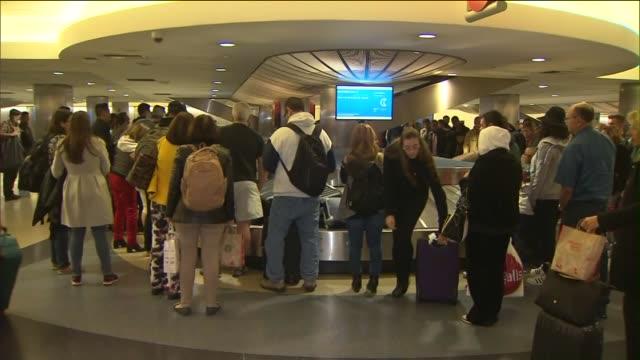 stockvideo's en b-roll-footage met ktla los angeles international airport - lax airport