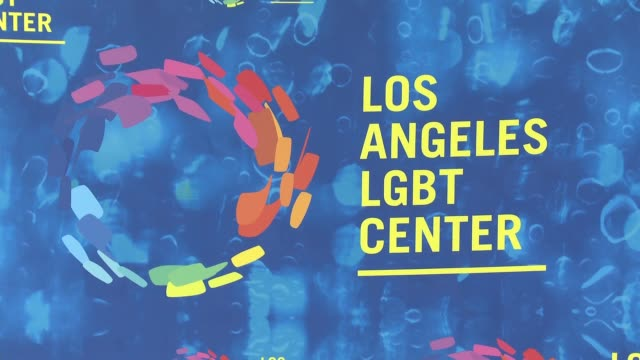 stockvideo's en b-roll-footage met atmosphere los angeles lgbt center's 47th anniversary gala vanguard awards at pacific design center on september 24 2016 in west hollywood california - anniversary gala vanguard awards